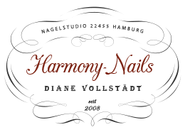 Logo Harmony Nails